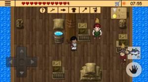 iPhone、iPadアプリ「Survival RPG 3: 時を彷徨って2D 」のスクリーンショット 1枚目