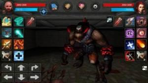 iPhone、iPadアプリ「Moonshades: Fantasy RPG Games」のスクリーンショット 4枚目