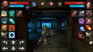 iPhone、iPadアプリ「Moonshades dungeon crawler RPG」のスクリーンショット 2枚目