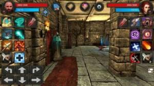 iPhone、iPadアプリ「Moonshades: Fantasy RPG Games」のスクリーンショット 1枚目