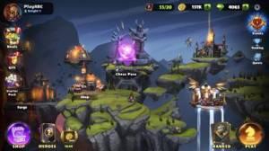 iPhone、iPadアプリ「Auto Brawl Chess:Battle Royale」のスクリーンショット 4枚目