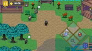 iPhone、iPadアプリ「ダンジョン探索アクションRPG 迷宮伝説」のスクリーンショット 3枚目