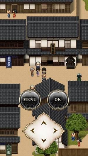 iPhone、iPadアプリ「天倫の桜 -佐倉市サムライRPG-」のスクリーンショット 2枚目