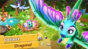 iPhone、iPadアプリ「ドラゴンスケープス」のスクリーンショット 2枚目