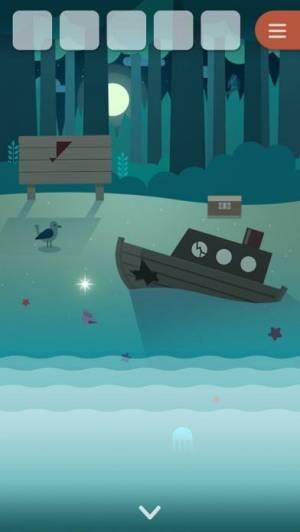 iPhone、iPadアプリ「脱出ゲーム どうぶつの島からの脱出」のスクリーンショット 2枚目