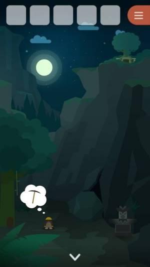 iPhone、iPadアプリ「脱出ゲーム どうぶつの島からの脱出」のスクリーンショット 4枚目