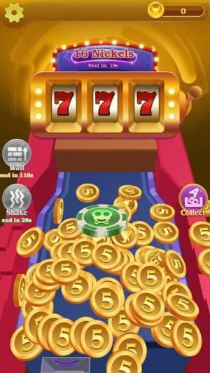 iPhone、iPadアプリ「Lucky! Coin Pusher」のスクリーンショット 4枚目
