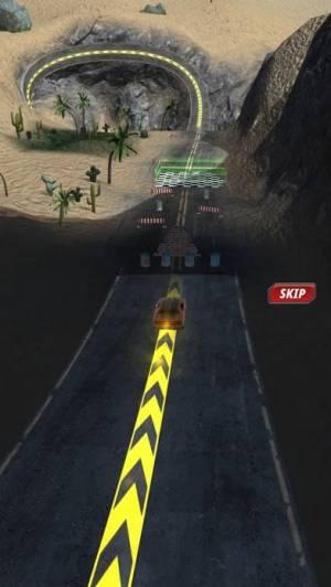 iPhone、iPadアプリ「Slingshot Stunt Driver」のスクリーンショット 5枚目
