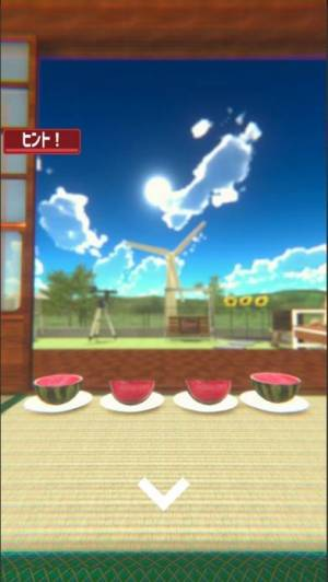 iPhone、iPadアプリ「脱出ゲーム「花火」この夏、お盆休みの古民家でまったり過ごそう」のスクリーンショット 5枚目