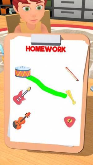 iPhone、iPadアプリ「House Life 3D」のスクリーンショット 4枚目