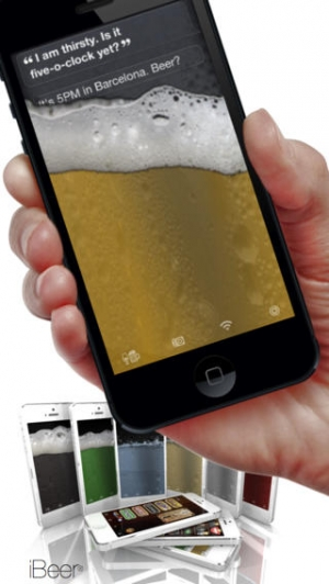 iPhone、iPadアプリ「ビール iBeer - iPhoneでビールを飲もう」のスクリーンショット 2枚目