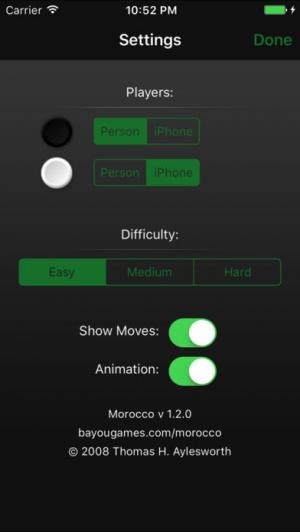 iPhone、iPadアプリ「Morocco」のスクリーンショット 2枚目