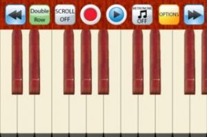 iPhone、iPadアプリ「Pocket Piano」のスクリーンショット 5枚目