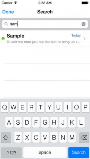 iPhone、iPadアプリ「SyncBook」のスクリーンショット 4枚目
