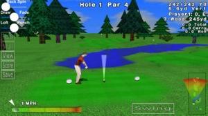 iPhone、iPadアプリ「GL Golf Lite」のスクリーンショット 2枚目