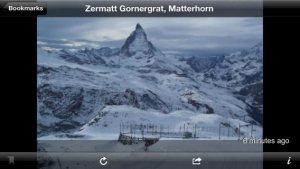 iPhone、iPadアプリ「WorldView by webcams.travel」のスクリーンショット 2枚目