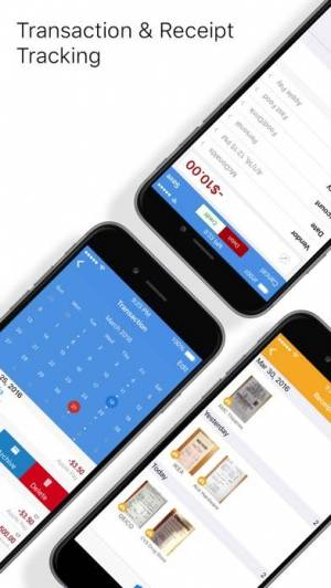 iPhone、iPadアプリ「iXpenseIt Lite」のスクリーンショット 4枚目