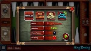 iPhone、iPadアプリ「Backgammon Premium」のスクリーンショット 3枚目