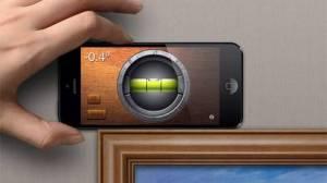iPhone、iPadアプリ「iHandy レベル (iHandy Level)」のスクリーンショット 1枚目