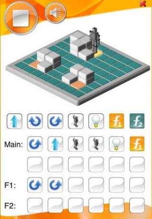 iPhone、iPadアプリ「Robo Logic」のスクリーンショット 5枚目