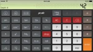 iPhone、iPadアプリ「PCalc Lite」のスクリーンショット 4枚目