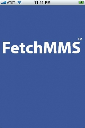 iPhone、iPadアプリ「Fetch MMS」のスクリーンショット 3枚目