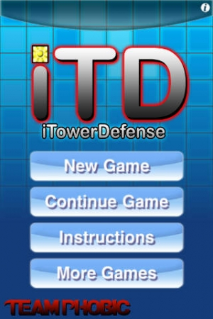 iPhone、iPadアプリ「iTD: iTurretDefense」のスクリーンショット 5枚目