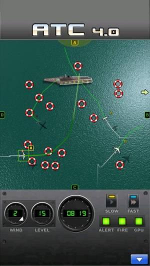 iPhone、iPadアプリ「航空管制官 4.0」のスクリーンショット 3枚目