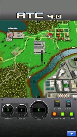 iPhone、iPadアプリ「航空管制官 4.0」のスクリーンショット 1枚目