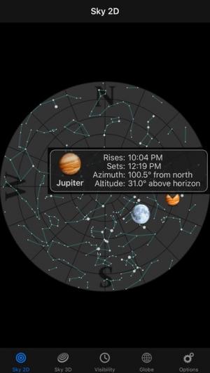 iPhone、iPadアプリ「Planets」のスクリーンショット 2枚目