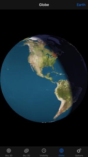 iPhone、iPadアプリ「Planets」のスクリーンショット 4枚目