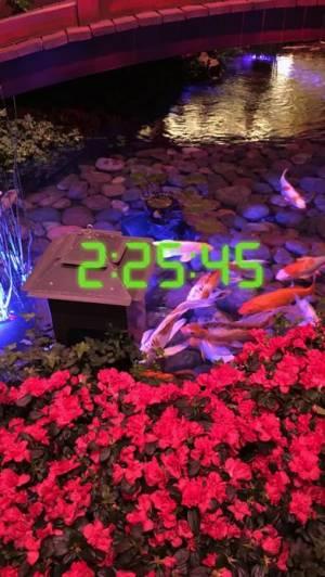 iPhone、iPadアプリ「Good Times 時計」のスクリーンショット 2枚目