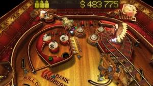 iPhone、iPadアプリ「ワイルドウェストピンボール - 足ひれと拳銃で武装怒っオレゴン州のカウボーイのためのマシン!」のスクリーンショット 5枚目