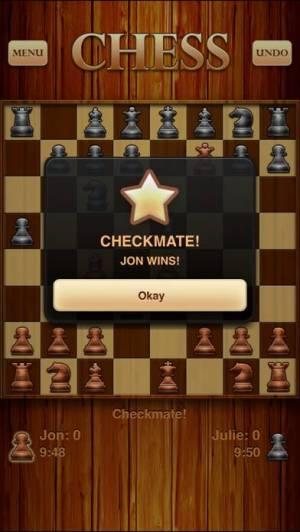 iPhone、iPadアプリ「Chess ∙」のスクリーンショット 2枚目