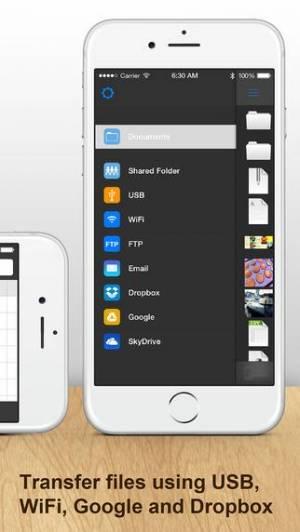iPhone、iPadアプリ「Documents Pro - Files Editor」のスクリーンショット 4枚目