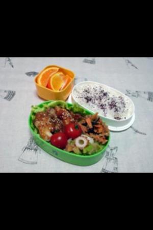 iPhone、iPadアプリ「お弁当レシピ」のスクリーンショット 4枚目