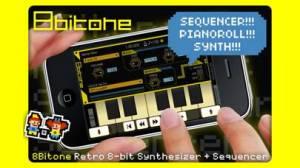 iPhone、iPadアプリ「8Bitone+ MICRO COMPOSER」のスクリーンショット 5枚目