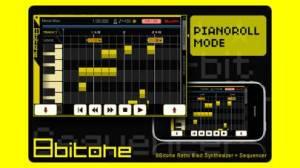 iPhone、iPadアプリ「8Bitone+ MICRO COMPOSER」のスクリーンショット 2枚目