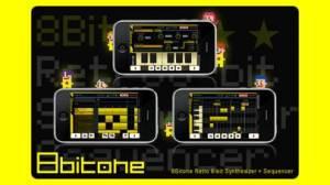 iPhone、iPadアプリ「8Bitone+ MICRO COMPOSER」のスクリーンショット 4枚目