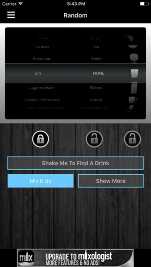 iPhone、iPadアプリ「Mixology™ Drink & Cocktail Recipes (Free)」のスクリーンショット 5枚目