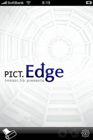 iPhone、iPadアプリ「PICT.Edge」のスクリーンショット 5枚目