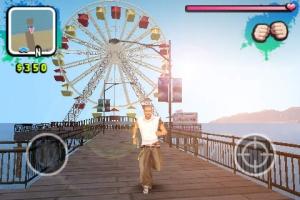 iPhone、iPadアプリ「ギャングスター:West Coast Hustle」のスクリーンショット 1枚目