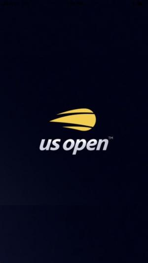 iPhone、iPadアプリ「US Open Tennis Championships」のスクリーンショット 1枚目