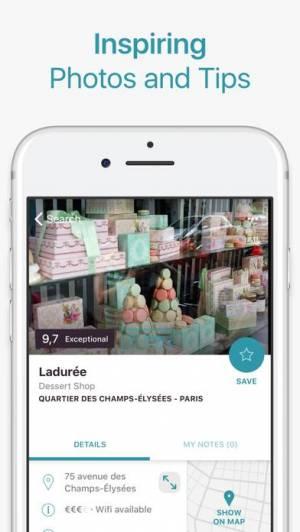iPhone、iPadアプリ「CityMaps2Go Pro  Offline Maps」のスクリーンショット 4枚目