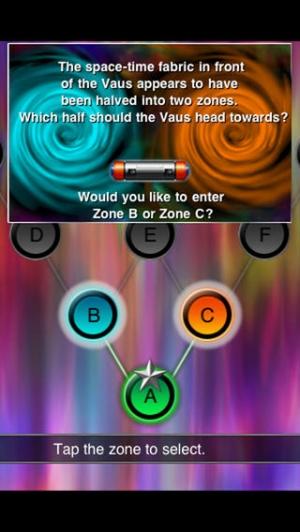 iPhone、iPadアプリ「アルカノイド」のスクリーンショット 4枚目