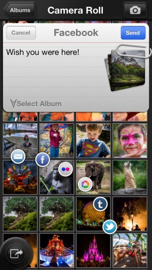 iPhone、iPadアプリ「Zoom Photo」のスクリーンショット 5枚目