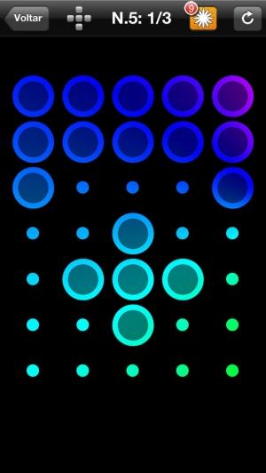 iPhone、iPadアプリ「Crix 戦略的なパズルゲーム」のスクリーンショット 3枚目
