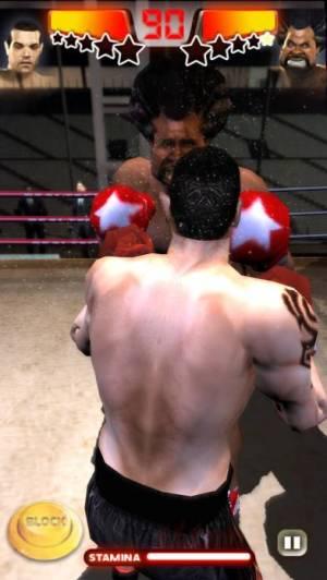 iPhone、iPadアプリ「Iron Fist Boxing Lite」のスクリーンショット 1枚目