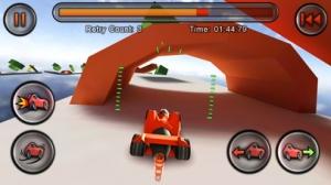 iPhone、iPadアプリ「Jet Car Stunts」のスクリーンショット 4枚目