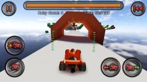 iPhone、iPadアプリ「Jet Car Stunts」のスクリーンショット 2枚目
